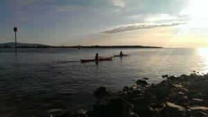 Sea kayaking West Coast Kayaking
